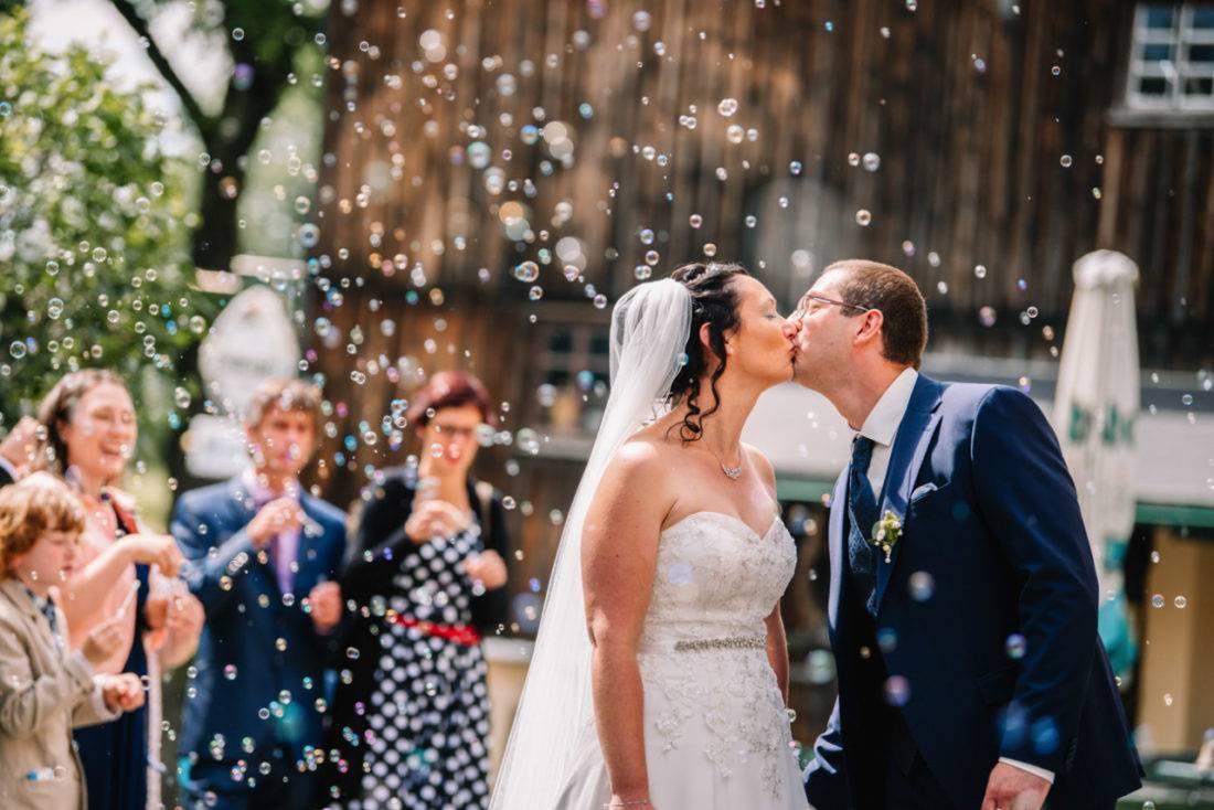Hochzeit in der Schunkelscheune