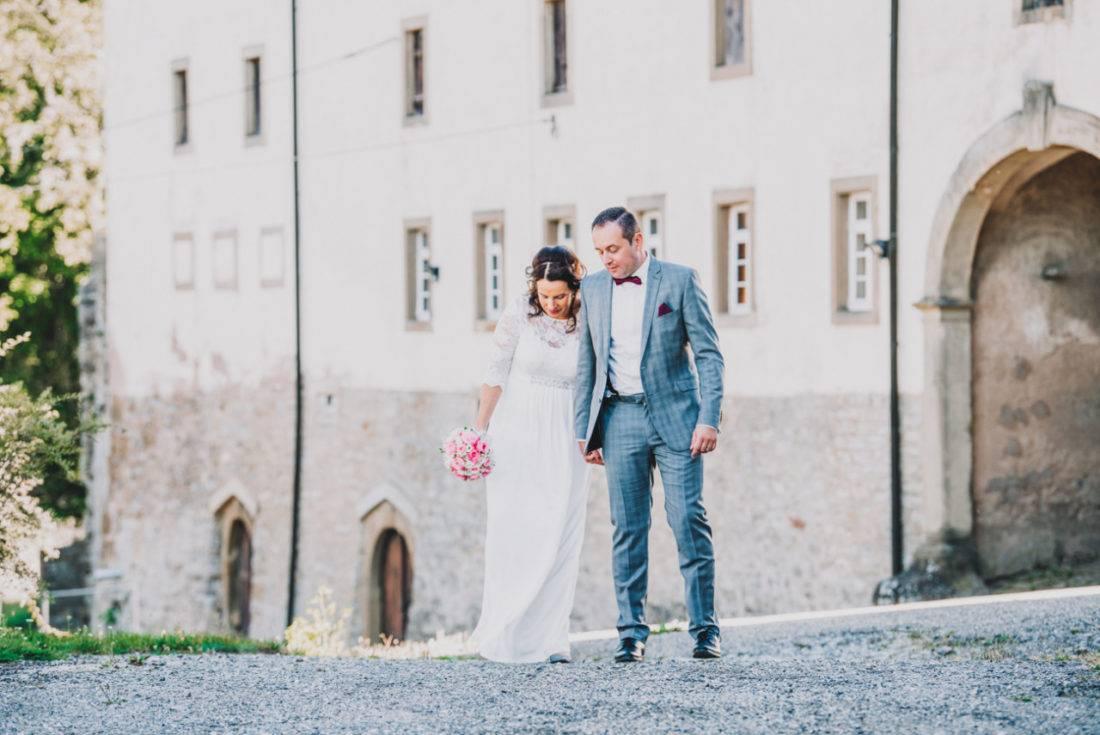 Hochzeit am Schloss Heuchlingen