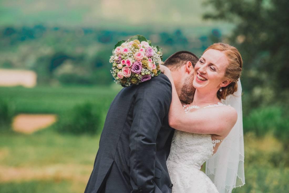 Brautpaar am Forsthof